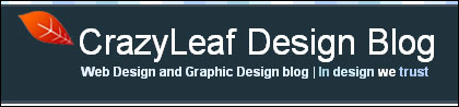 CrazyLeaf Design Blog - Web Design and Graphic Design Blog