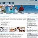 Whittier Health Network