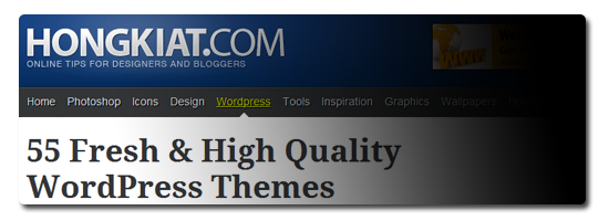 55 Fresh & High Quality WordPress Themes