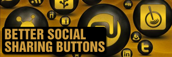 How To Make Social Sharing Buttons Display Faster and Measure Their Effectiveness