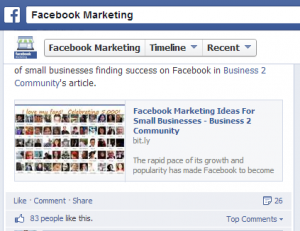 FacebookMarketing