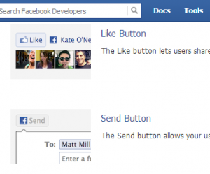 SocialPlugins-FacebookDevelopers
